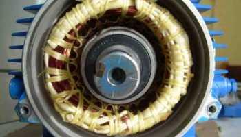 Двигатель переменного тока устройство и принцип действия