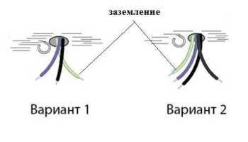 Замена проводки в люстре бра