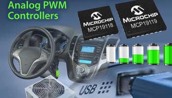 Microchip представила первый в мире программируемый контроллер питания для usb-порта