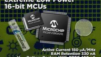 Компания epson выпустила 16-битный микроконтроллер с ультранизким энергопотреблением
